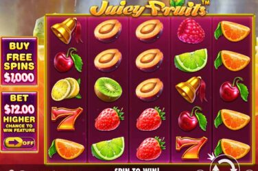 I giocatori stanno placando la loro sete con Juicy Fruits di PragmaticPlay