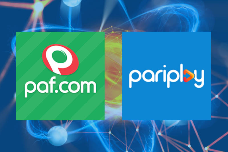 Paf agrees casino content deal with Pariplay Fusion