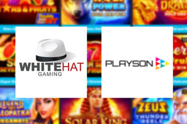 White Hat Gaming to offer Playson slots following Swintt deal