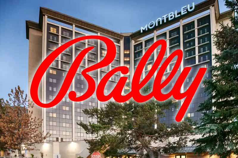Bally's completes purchase of MontBleu Resort from Caesars