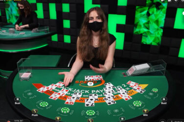 Beste Online Casinos mit Blackjack Live Dealern