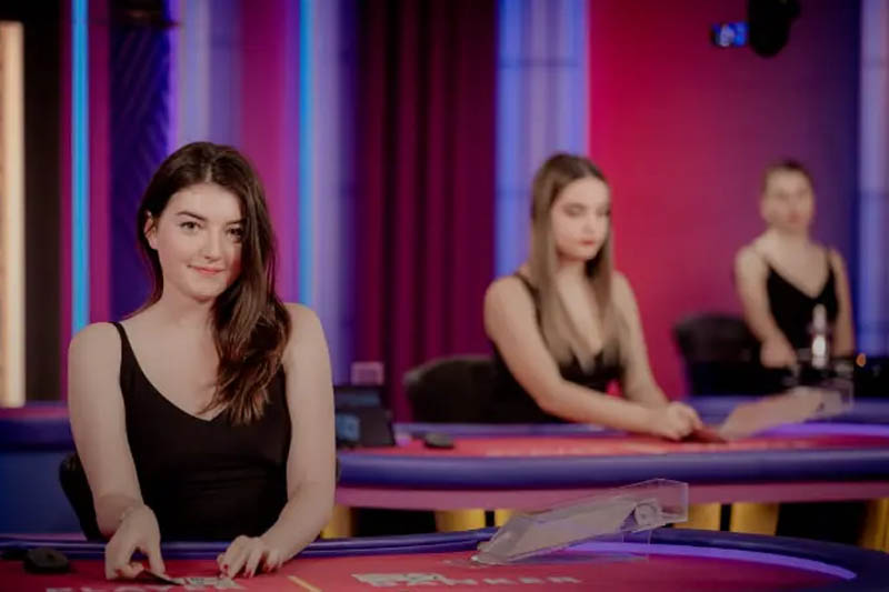 Best online casinos with live dealers