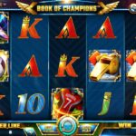 Feel like a champion with the new Spinomenal slot release Book of Champions