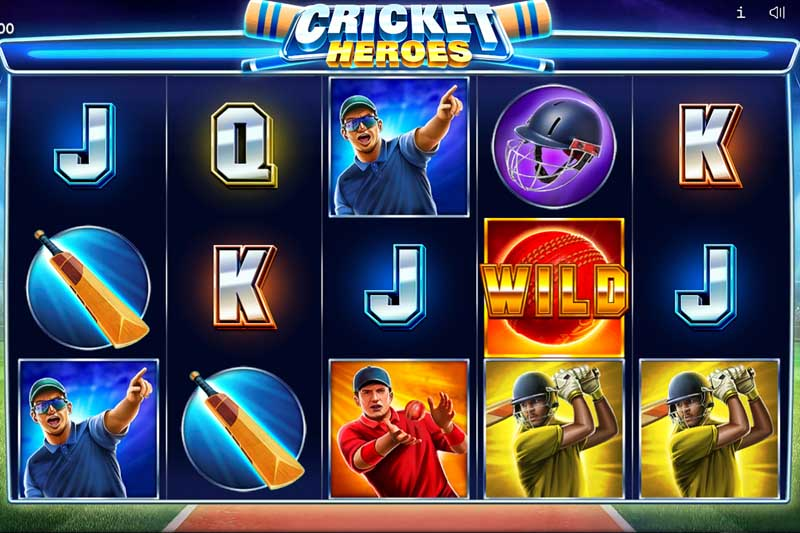 Is Cricket Heroes van Endorphina de beste cricketslot ooit?