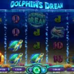 How the new GameArt slot Dolphin's Dream compares to other dolphin slots