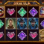 Hunt vampires with the new Dracula slot from Stakelogic