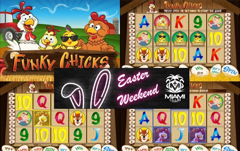 Miami's Easter Weekend And Casino Bonus Codes