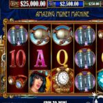 Start the engine of The Amazing Money Machine by Wild Streak Gaming and Pragmatic Play