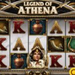Battle for Grecian glory with Red Tiger's Legend Of Athena slot