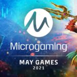 New casino games announced by Microgaming for May 2021
