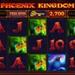 Experience mystery and magic with the new Phoenix Kingdom slot by Pariplay