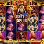 Enter the world of big cats with the new Joe Exotic slot game