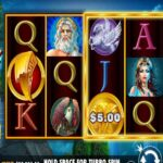 Players are experiencing Ancient Greece in the new Lucky Lightning slot