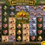 Red Tiger's new Reptizillions Power Reels slot creates a horde of dinosaurs