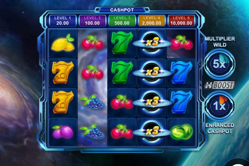 Kalamba Games announces release of new Cosmic Charms slot
