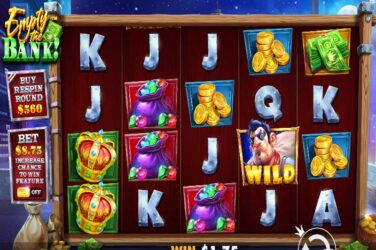 Players are emptying the bank in the new Pragmatic Play slot