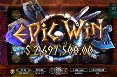 Slot player becomes millionaire over night after GameArt Piggy Bjorn huge win
