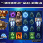 Experience wild lightning in the new slot release by Microgaming