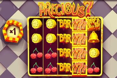 Precious 7 - A new classic fruit machine style slot goes live